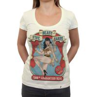 The Beast With Five Hands - Camiseta Clássica Feminina
