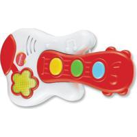 Brinquedo Musical - Guitarra Do Bebê - Vermelho - Minimi