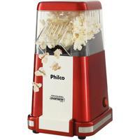 Pipoqueira Popnew Ppi02 1200W Vermelha Philco 127 Volts