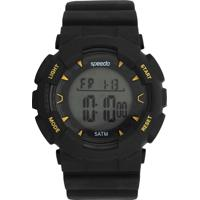 Relógio Speedo 81096G0Evnp3 Preto