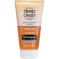 Neutrogena Gel De Limpeza Profunda Deep Clean 150G - Unissex-Incolor