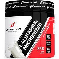 L-Glutamine 300 G - Body Action - Unissex
