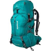 Mochila Cargueira Mountaineer 40+5L Lady Fit Curtlo - Unissex-Verde