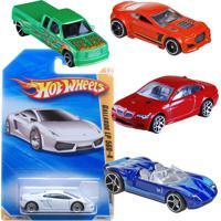 Hot Wheels Carrinho Básico Unidade - Mattel - Kanui