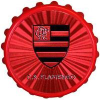 Abridor De Garrafa Flamengo Tampão 3D