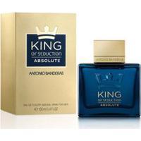 Perfume King Of Seduction Absolute Masculino Eau De Toilette 100Ml