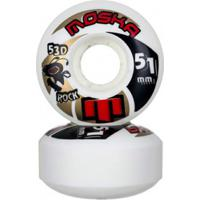 Roda Moska White Rock 51 - Unissex