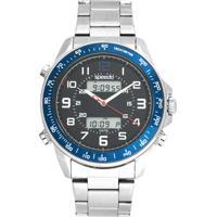Relógio Speedo 24855G0Evna1 Prata