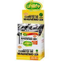 Cloreto De Magnésio P.A. Caixa Com 10 Sachês De 33G Cada