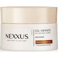 Máscara De Tratamento Nexxus Oil Infinite 190G