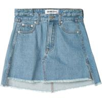 Ground Zero Denim Mini Skirt - Azul