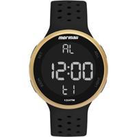 Relógio Mormaii Mo7700Ab8D - Unissex-Preto