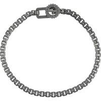 Tateossian Gear Venetian Bracelet - Prateado
