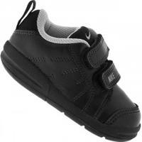 Tênis Para Bebê Nike Pico Lt - Infantil - Preto/Cinza