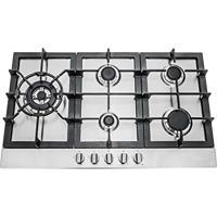 Cooktop A Gás Com 5 Queimadores Prime Cooking Cuisinart -220V Pfa850Sltx-E