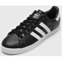 Tênis Adidas Originals Coast Star Preto/Branco