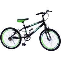 Bicicleta Aro 20 Onix Rebaixada Detalhes - Unissex