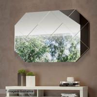Painel Decorativo- Espelhado- 85X170X4Cmdalla Costa