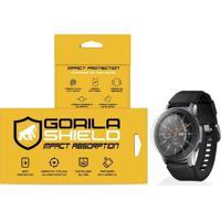 Película De Nano Gel Dupla Gorila Shield Para Samsung Watch Bt 42Mm