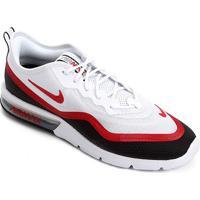 Tênis Nike Air Max Sequent 4.5 Se Masculino - Masculino-Branco+Preto