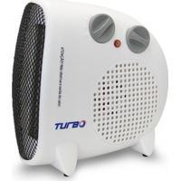 Aquecedor Macro Turbo Wave Termoventil Potência 1500W Branco - 220V