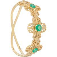 Karina Mouadeb X Grifith Bracelete De Ouro 18Kt - Dourado