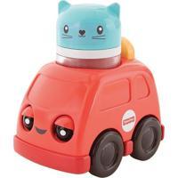 Fisher Price Veículos De Animaizinhos Carrinho - Mattel - Tricae