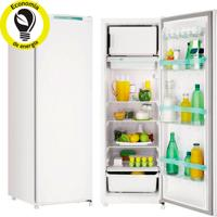 Refrigerador   Geladeira Consul Degelo Manual 1 Porta 239 Litros Branco - Crc28Fb