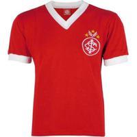 Camisa Internacional Retrô 1975 Tricô Valdomiro Masculina - Masculino