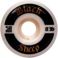 Roda Black Sheep 58Mm Old Writing White 83B