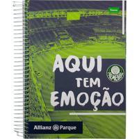 Caderno Foroni Palmeiras Aqui Tem Emoção 10 Matérias