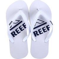 Chinelo Reef Basic Logo Masculino - Masculino