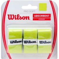 Overgrip Wilson Pro Soft - Masculino