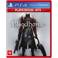 Jogo Bloodborne - Ps4 - Unissex