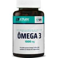 Ômega 3 1000 Mg - 120 Cápsulas - Stark Supplements - Unissex