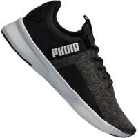 Tênis Puma Flyer Beta - Masculino - Preto/Branco