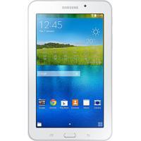 "Tablet Samsung Galaxy Tab E T113Nu, Branco, Tela De 7"", 8Gb, Bluetooth"