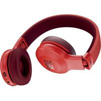Fone De Ouvido Jbl E45Bt On-Ear Com Bluetooth Vermelho - Unissex