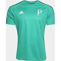 Camisa Palmeiras Réplica 17/18 S/Nº Adidas Masculina - Masculino