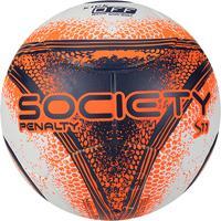 Netshoes  Bola Futebol Society Penalty S11 R3 Fusion Viii - Unissex c1391632631dd