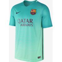 Camisa Nike Barcelona Iii 2016/2017 Torcedor Masculina