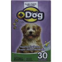 Tapete Higiênico Mais Dog Super Absorventes Com 30 Unidades