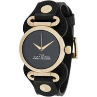 Marc Jacobs Watches Relógio The Cuff - Preto
