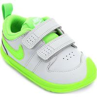 Tênis Infantil Nike Pico 5 Velcro - Masculino-Verde