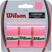 Overgrip Wilson Pro Wrz4014 - Rosa