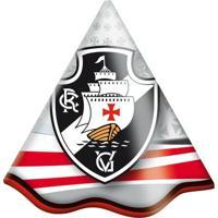 Chapéu Vasco 8 Unidades - Unissex
