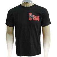 Camiseta Manga Curta Hk Assalt
