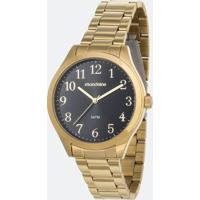 Kit Relógio Feminino Mondaine 99397Lpmvde1K Analógico 5Atm + Pulseira