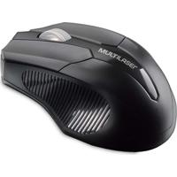 Mouse Sem Fio 2.4 Ghz Usb Box Preto Mo264 Mo264 - Multilaser