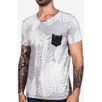 Camiseta Tropical Avesso 100966
